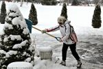 Coral shovelling snow PM editsmall